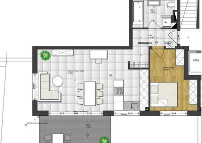 Wohnung 6 – 68 m2